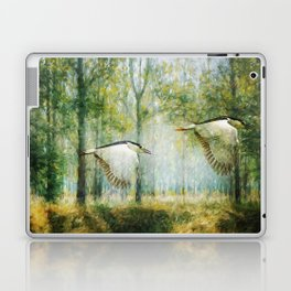 Magical Forests Impressionism Laptop & iPad Skin