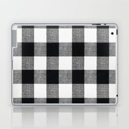 Black and White Buffalo Laptop & iPad Skin