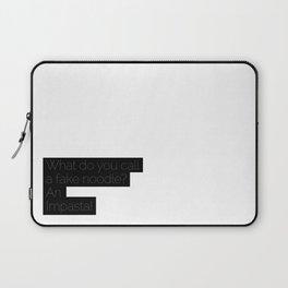 An Impasta! Laptop Sleeve