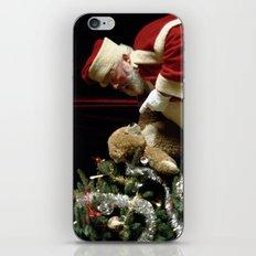 Teddy Talk iPhone & iPod Skin