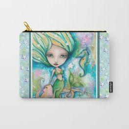 Mermaid Connection Carry-All Pouch