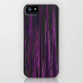 THE LITHIUM FLUORIDE CRYSTALS OF RENIA TWO iPhone Case