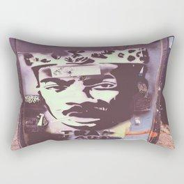 Coming to America Rectangular Pillow