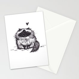 Himalayan Cat Stationery Cards