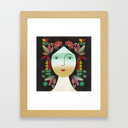 Hopi Framed Art Print