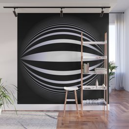 black-and-white -02- Wall Mural