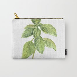 The Basil Plant Carry-All Pouch