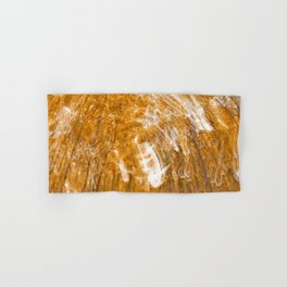 Golden Banshee Forest Hand & Bath Towel