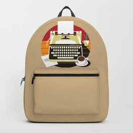 Writer Backpack