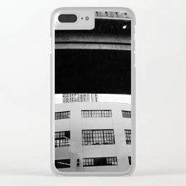 curve Clear iPhone Case