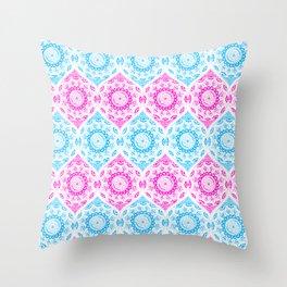 Mandala Series 01 Throw Pillow