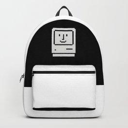 Computer vintage happy fashion nostalgia apple Backpack