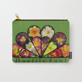 Daylily Fan! Carry-All Pouch