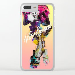 Alyssa Edwards / All Stars 2 Clear iPhone Case