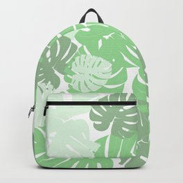 MONSTERA DELICIOSA SWISS CHEESE PLANT Backpack