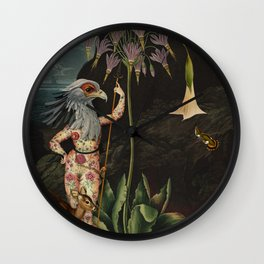 femina 2 Wall Clock