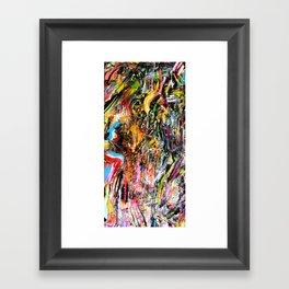 Tidal 97' Framed Art Print