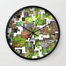 The Mind Seeks Someone Eternal  Wall Clock