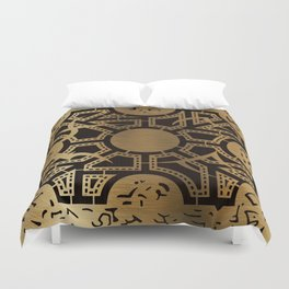 Lament Configuration Side D Duvet Cover