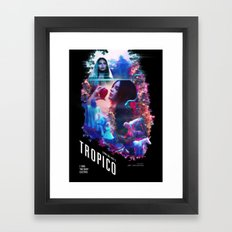 Body Electric  Framed Art Print