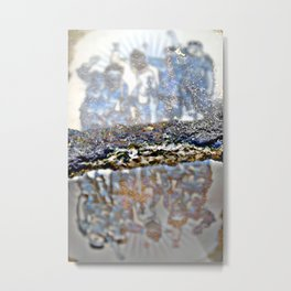 Drifts resolve disaffection opposition underbelly. Metal Print