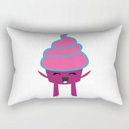 CUTE JOYFUL CUPCAKE Rectangular Pillow