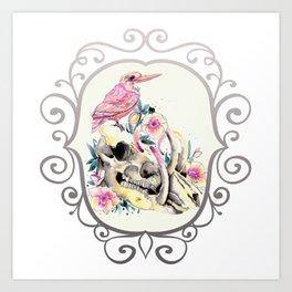 HellaBore Art Print