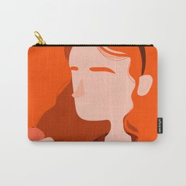 """Color Girl Series: """"Clementine"""" Carry-All Pouch"""