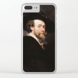 Peter Paul Rubens - Portrait of the Artist Clear iPhone Case