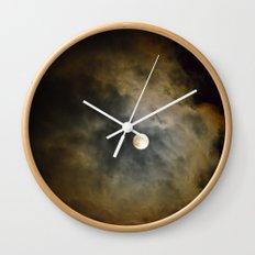 Lunar Corona  Wall Clock