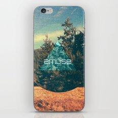 Amuse iPhone & iPod Skin