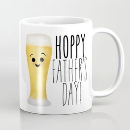 Hoppy Father's Day Coffee Mug