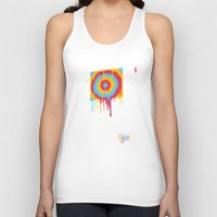 inside gaming Tank Tops featuring Gaming by Ronan Lynam