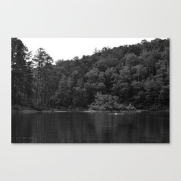 Lake Swimmers Canvas Print