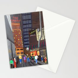 Rendezvous Alley, Memphis Stationery Cards