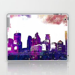 Minneapolis, Minnesota Skyline Laptop & iPad Skin