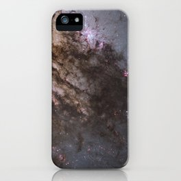 STORMY DAY IN SPACE iPhone Case