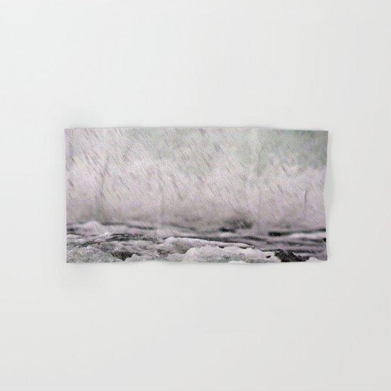 Under the Crashing Wave Hand & Bath Towel