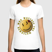 watchmen T-shirts featuring Who Watches The Watchmen? by Jack Allum