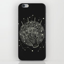 Moonlight Magic iPhone Skin