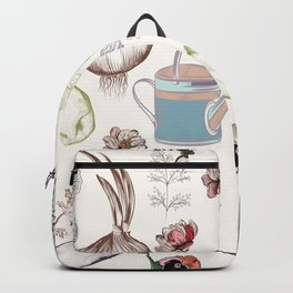 Cozy kitchen garden Backpack