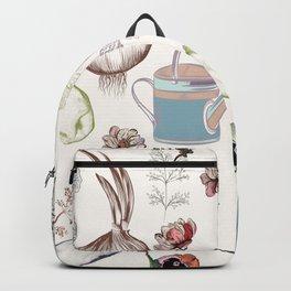 Cozy kitchen garden Backpack