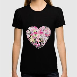 Blush Heart T-shirt
