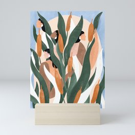 Cattails Mini Art Print