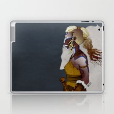 Wolf Warrior Laptop & iPad Skin