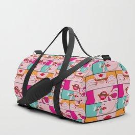 comics Duffle Bag