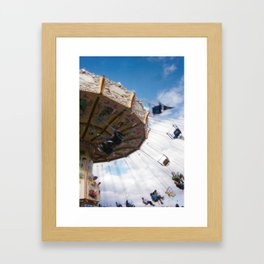 Fun Fair  Framed Art Print