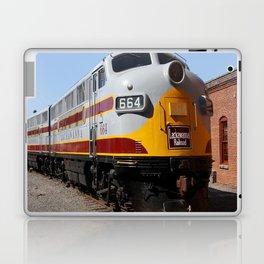 Lackawanna Railroad - Engine 664 Laptop & iPad Skin