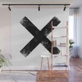Exes Wall Mural