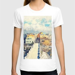 Trapani art 18 Sicily T-shirt